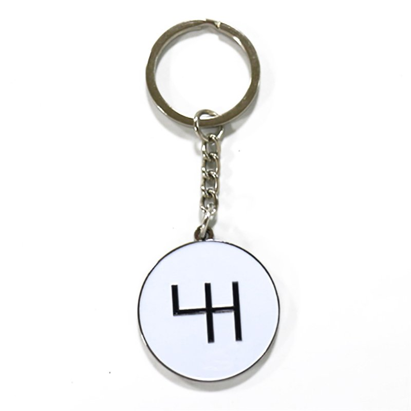 Wholesale Teacher Keychain Custom Metal Enamel Key Chain