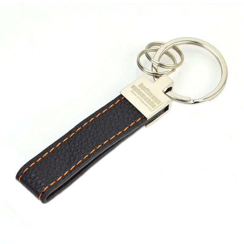 Artigifts Custom Keychain Set Pu Leather Key Chain Keyring