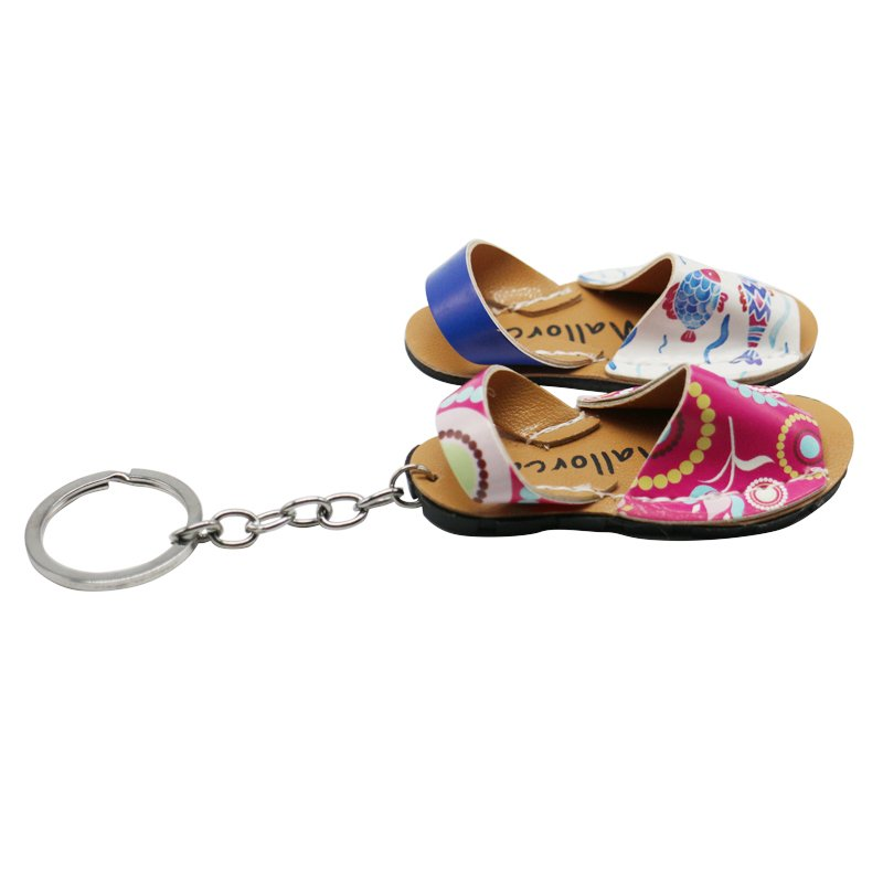 Sneaker Keychain Wholesale Custom Pvc Key Ring Rubber Key Chain