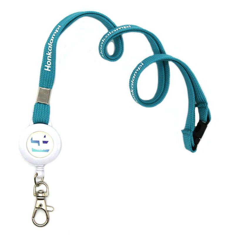Custom Made Your Own Retractable Key Holder Lanyard Keychains