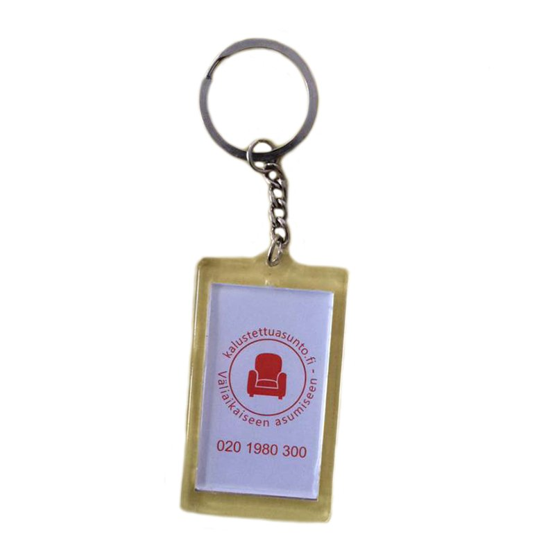 Personalized Photo Keychains Custom Bulk Acrylic Key Rings Chain
