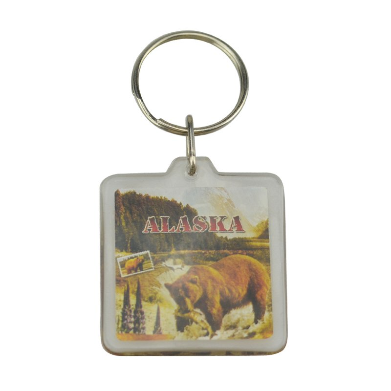 Acrylic Keychain Custom Made Your Own Key Chain With Photo